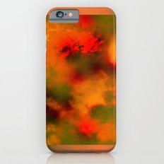 Cosmic clouds in 3D Cube iPhone 6s Slim Case