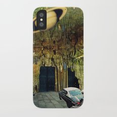 No entry to cops Slim Case iPhone X