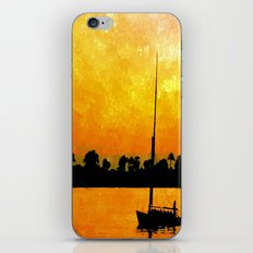 Just passing by iPhone & iPod Skin