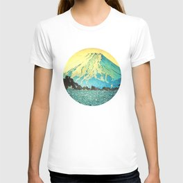 Waddling through Kennijo Lake T-shirt