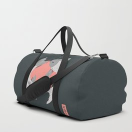 Koi fish 002 Duffle Bag