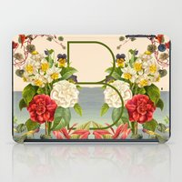 botanical iPad Cases featuring Botanical by Blue Jean Genie