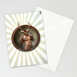 Deer Song Stationery Cards