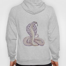 Cobra Snake Tattoo Hoody