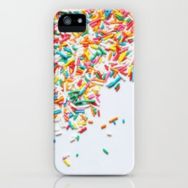 Sprinkles Party II iPhone Case