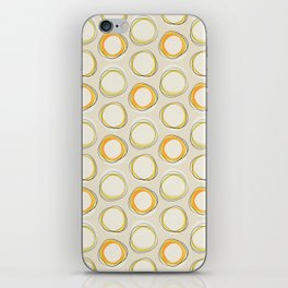 Solar Eclipse MCM Lines iPhone Skin
