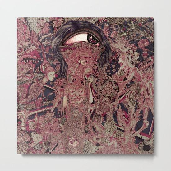 Untitled (2) Metal Print