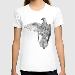 Pigeon Dissection T-shirt