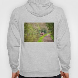 Leeds and Liverpool Canal Hoody