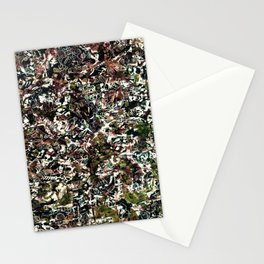 tribal. Stationery Cards