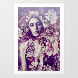 The Fairy Queen Art Print