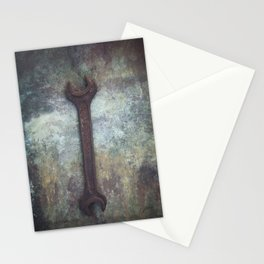 Wrench Stationery Cards