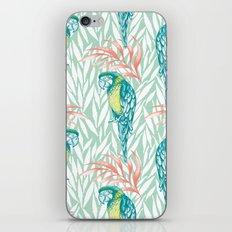 Tropical Pastels iPhone Skin