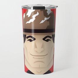 Mountie Travel Mug