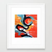et Framed Art Prints featuring ET by sandrapachon