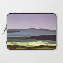 Sunset over the Valley Laptop Sleeve