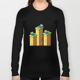 Platforms Long Sleeve T-shirt