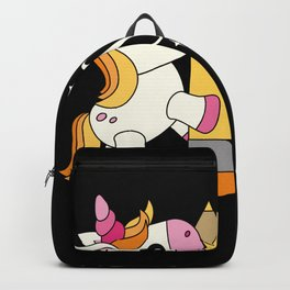 School Child 2020 Unicorn Enrollment Gift Backpack