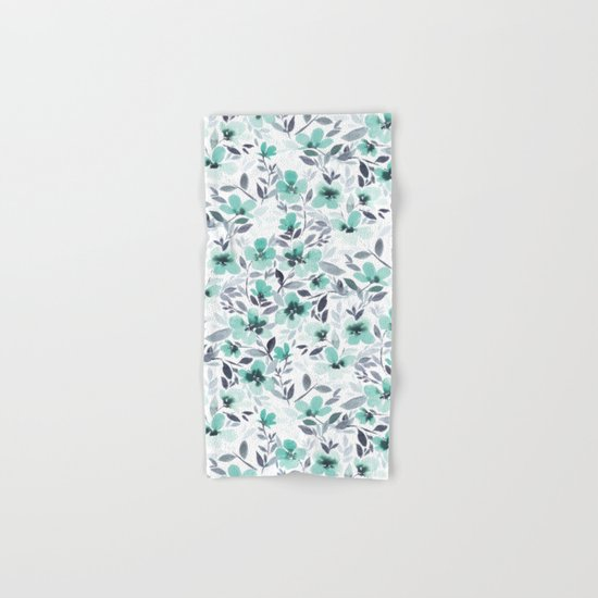 Espirit Mint  Hand & Bath Towel