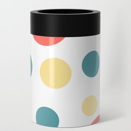 Coral Pop Can Cooler
