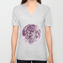 An Expired Planet Unisex V-Neck