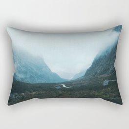 Milford Sound, NZ Rectangular Pillow