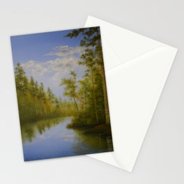Southern Pines Stationery Cards