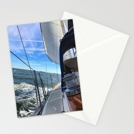 Lean with it Stationery Cards
