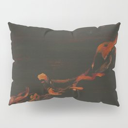 Campfire Flame Pillow Sham