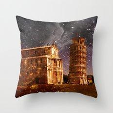 Pisa  Throw Pillow
