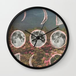 He Makes All Things New Wall Clock