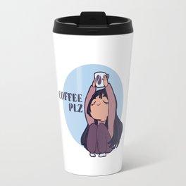 Coffee PLZ Travel Mug