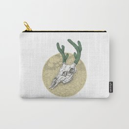 Deer cactus Carry-All Pouch