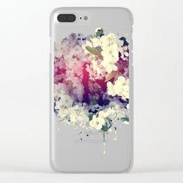 Secret Garden   Cherry blossom Clear iPhone Case