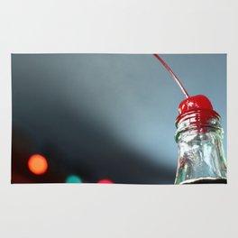 Cherry Coke Rug