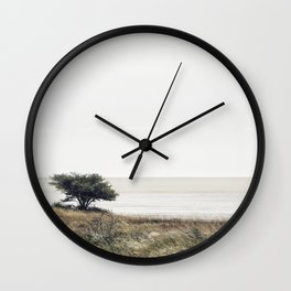 The Road Less Traveled IIII Wall Clock