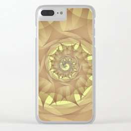 ZS AD Ethereal Spiral Drift V 1.4.2. S6 Clear iPhone Case