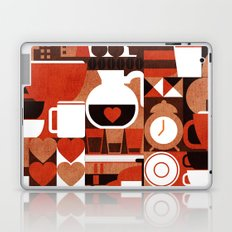 Coffee Story Laptop & iPad Skin