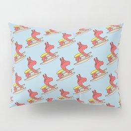 Rocking Moose Pillow Sham
