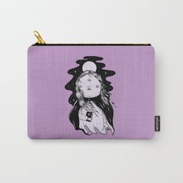 Purple Witch Carry-All Pouch