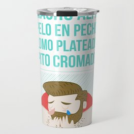 Macho Alfa Travel Mug