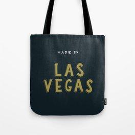Made in Las Vegas Tote Bag