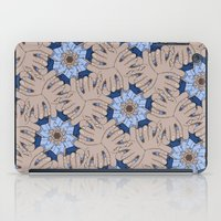 kevin russ iPad Cases featuring Kevin Lumsey Tessellation by Feene