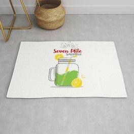 Seven Mile: Summer, sun, sea & smoothies Rug