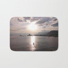 Chapala bello lago Bath Mat