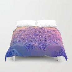 Mild Mandala Duvet Cover