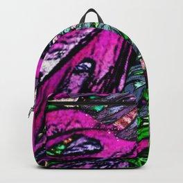 Flamingo Craze Backpack
