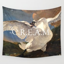 C.R.E.AM. Wall Tapestry