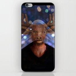 JagerHead iPhone Skin