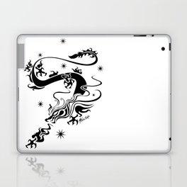Black Dragon Laptop & iPad Skin